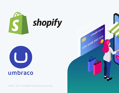 SPACESTEM Offers Shopify Store Integration & Umbraco