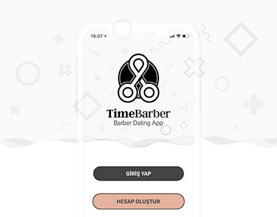 Barber Dating App - Time Barber