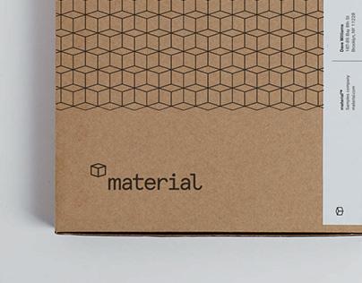 Material Branding