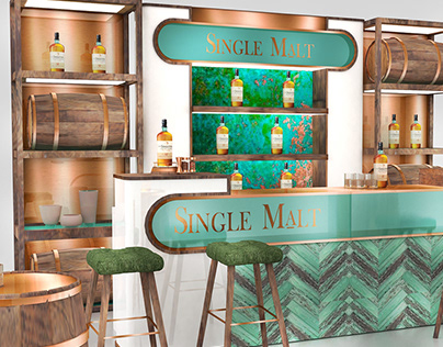 Singleton Event Bar Design