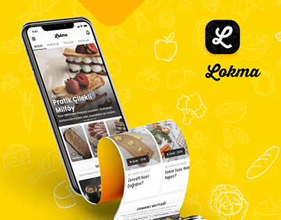 Lokma - Recipe App