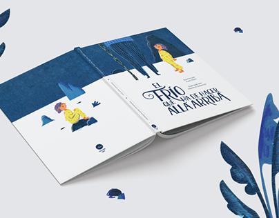"""Libro Albúm - """"El frío que ha de hacer allá arriba"""""""