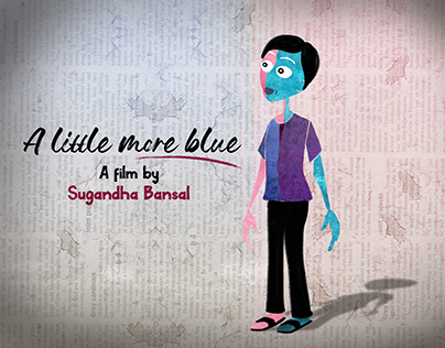 A Little More Blue (2020) Animated Short Film