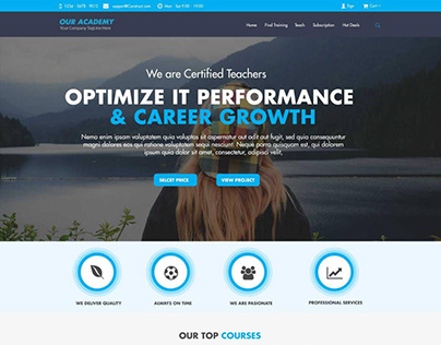 #website_design by elementor and astra theme