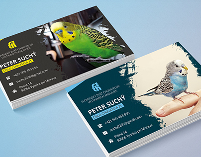 :: Birdy [personal business card]