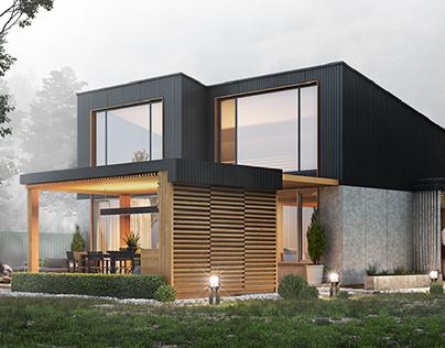 SKEW HOUSE