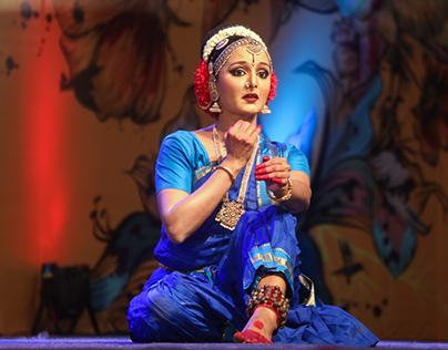 Manju Warrier - Kuchipudi Recital