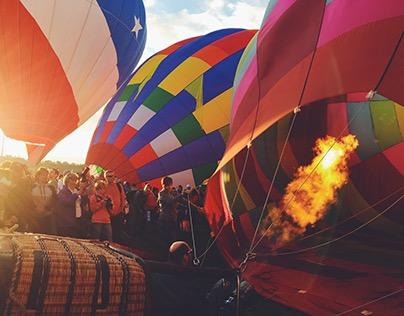 International Balloon Fiesta: New Mexico