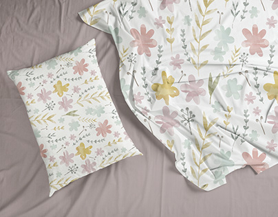 Bedding pattern
