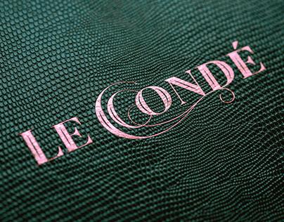 Le Condé Punch & Cocktail Bar