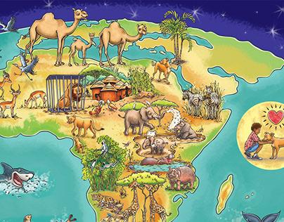 Close to Animals, Africa Edition, 2018