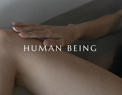 """Package design for cosmetics eco-brand """"Human being"""""""