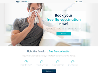 HBF - Fluvac Campaign