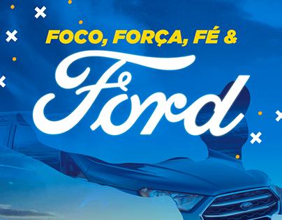 Social Media - JF Automotores 2019