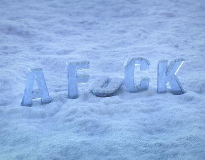 Ice-cold f*ck