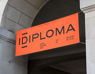 MOME DIPLOMA 2019 concept