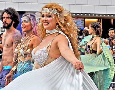 Mermaid Parade 2015, Part 2