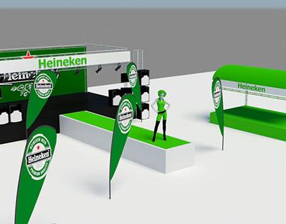 Heineken - Layout Draft