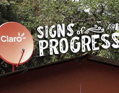 Signs of Progress (Award Winner)