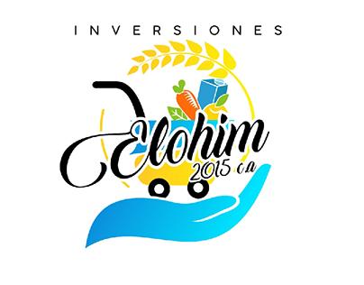 logotipo Inversiones Elohim 2015  c.a VEN