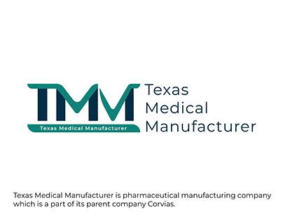 Texas Medical Manufacturer (Branding Project)