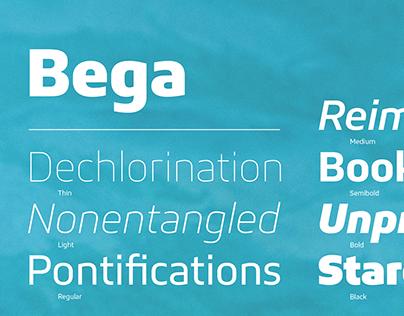 Bega™ Type Family