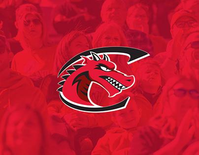 SUNY Cortland Secondary Logo