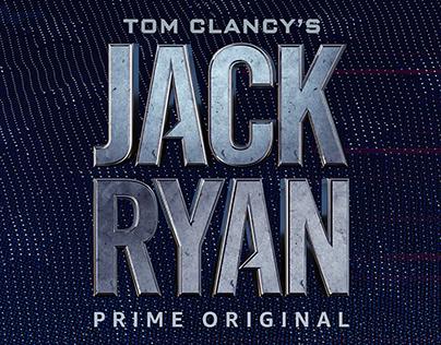Jack Ryan- Alternative Poster