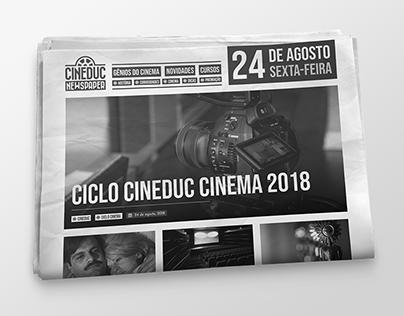 Cineduc Website / Cineduc Newspaper