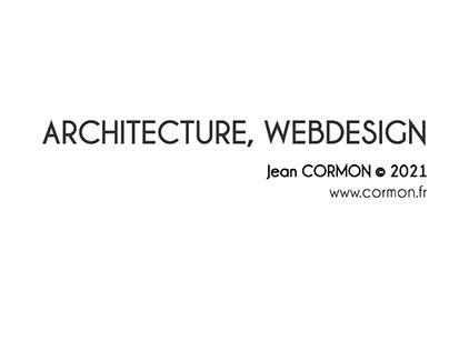 ARCHITECTURE & WEBDESIGN - Jean CORMON © 2021