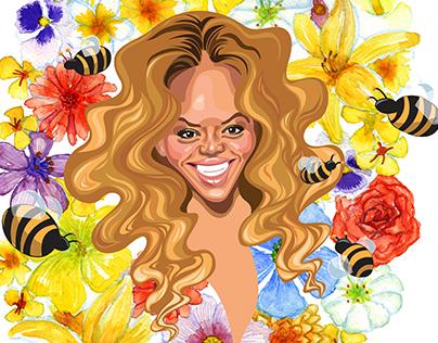 Celebrity Caricature