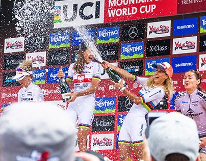 UCI World Cup XCO Women's Elite - Val di Sole