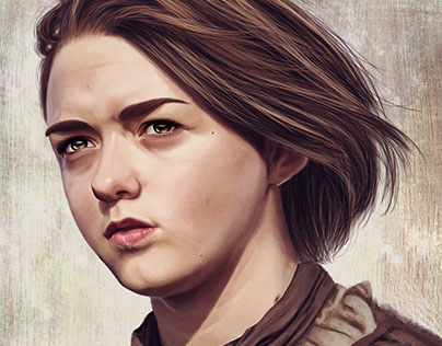 Game of Thrones Portraits Pt. 2