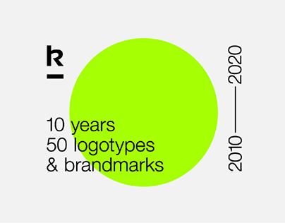 Logofolio 2010-2020