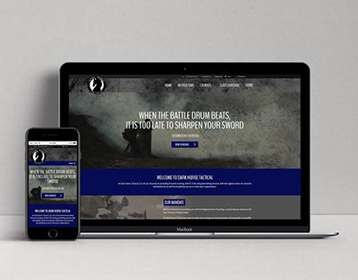 Dark Horse Tactical Website