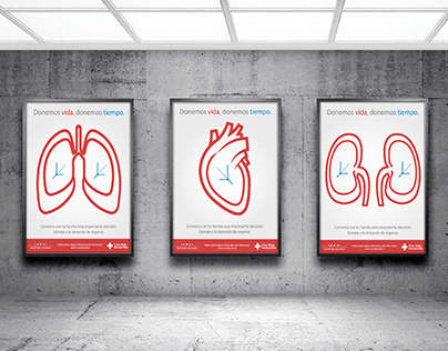 Campaña Donación de Órganos Honduras