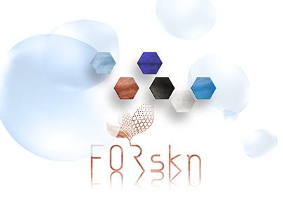 FORskn - packaging design