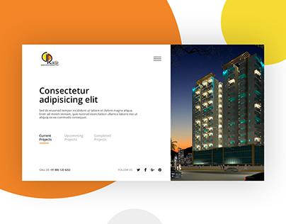 Website design - GR Group