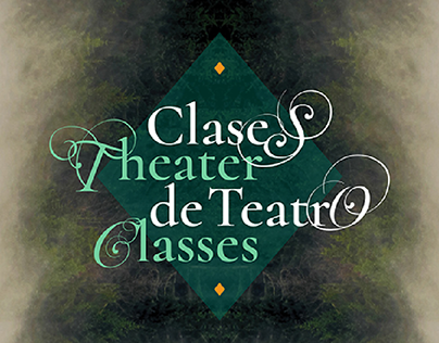 Theater Classes | Bilingual Posters