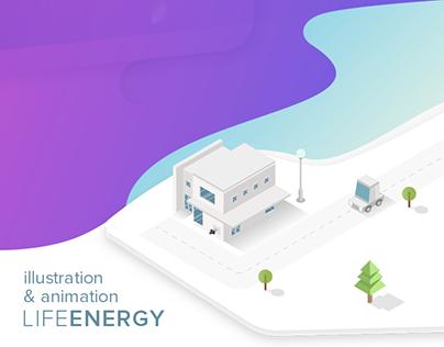 LifeEnergy   UI Animation