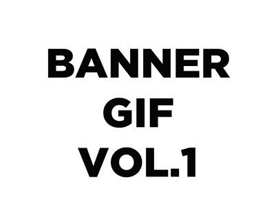 BANNER GIF VOL.1