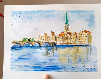 Zurich 🇨🇭 Switzerland