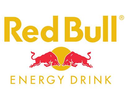 Anúncio para Web dos Sabores RedBull