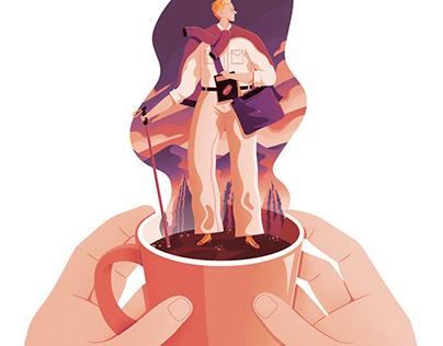 koffieTcacao