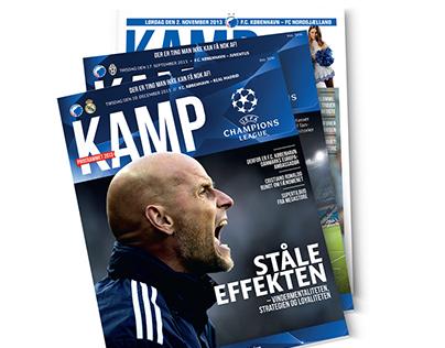F.C. København Kampprogram