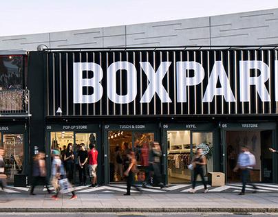 Pop-Up Store - Le Social