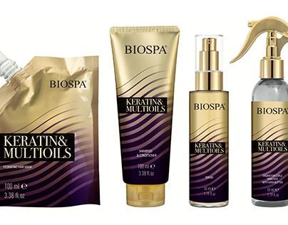 BIOSPA Keratin multi-oils line