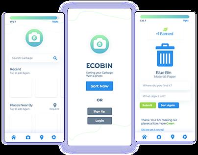 Ecobin: Redesign