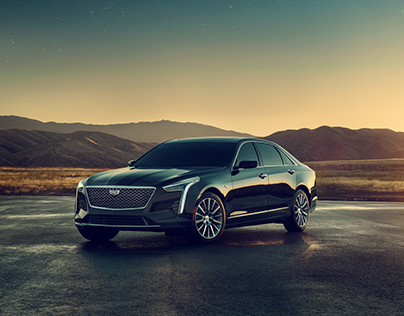 Cadillac - Made to Move Campaign