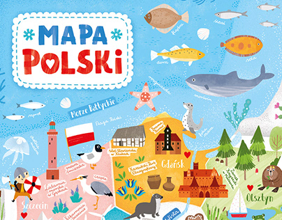 Observation Puzzle: Map of Poland